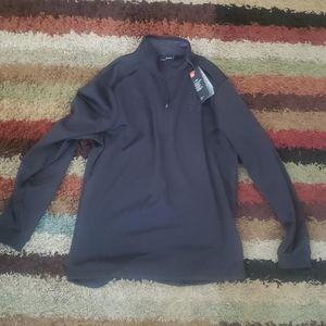 1/4 PULLOVER SIZE LARGE